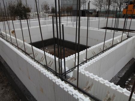 威海泡沫建房制作